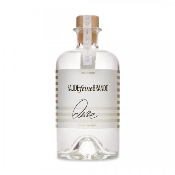Quitte Obstbrand 10 cl / 50 cl Flasche