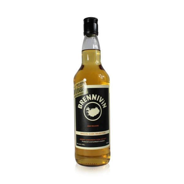 Brennivín Special Cask 2020 40% 70cl Flasche