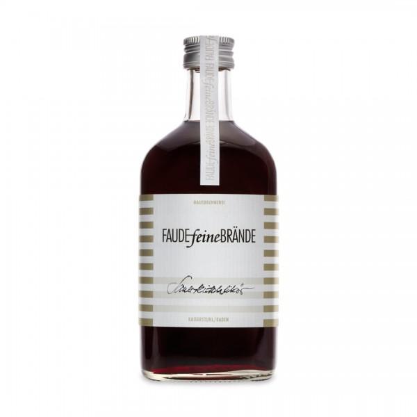 Sauerkirschlikör (24 % vol) 35 cl Flasche