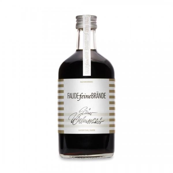 Grüne Walnuss-Likör (34 % vol) 35 cl Flasche