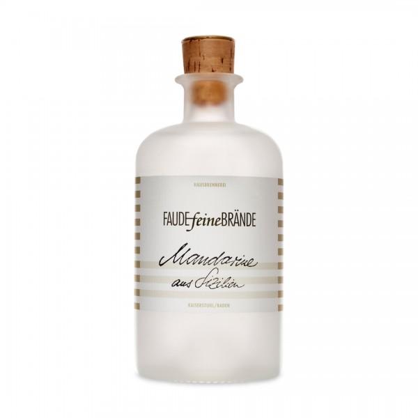Mandarinen-Geist 10 cl / 50 cl Flasche