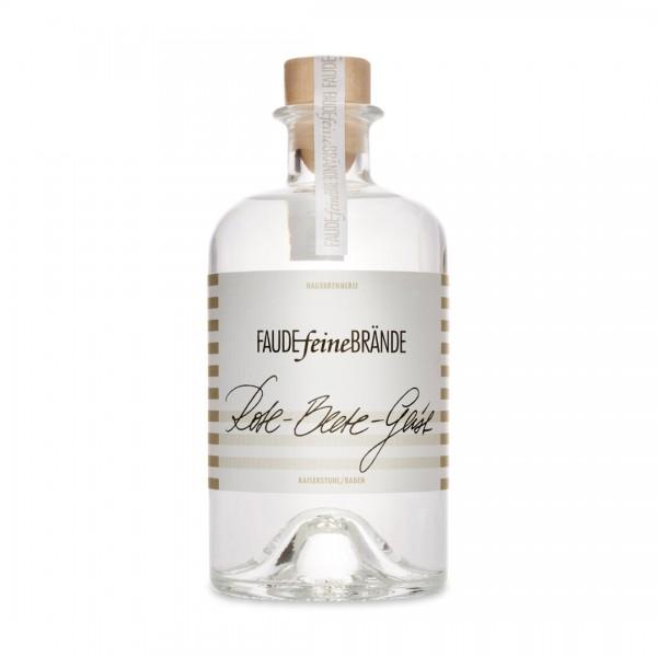 Rote-Beete-Geist 10 cl / 50 cl Flasche
