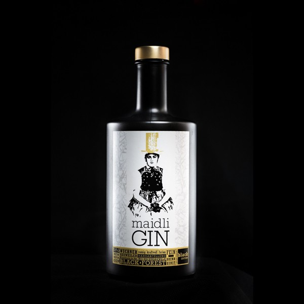 Maidli Gin Black Edition