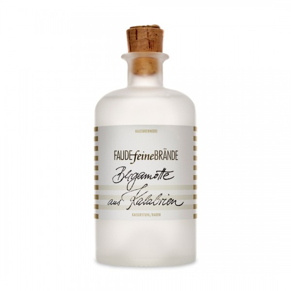 Bergamotte-Geist 10 cl / 50 cl Flaschen